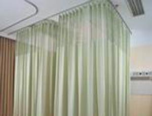 病房防火窗帘